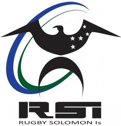 Rugby Solomon Islands logo. Photo credit: Silent World.