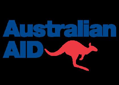 Australian Aid Programme logo. Photo credit: www.ghanacurrentjobs.com