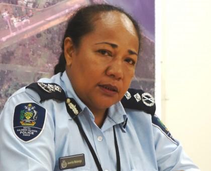 Deputy Police Commissioner Juanita Matanga. Photo credit: SIBC.