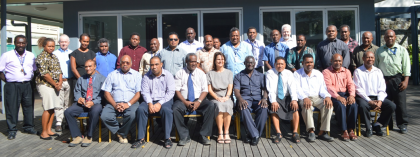 DAY's OCEAN SUMMIT HELD IN HONIARA