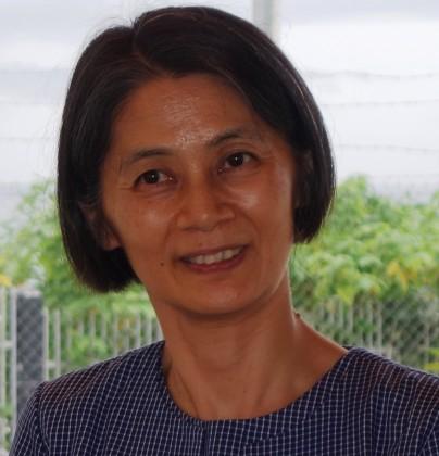 UNDP Deputy Resident Representative Akiko Suzaki. Photo credit: SIBC.