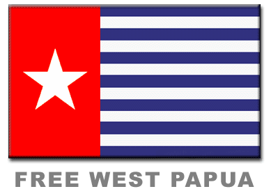 West Papuan flag. Photo credit: guinea72.rssing.com