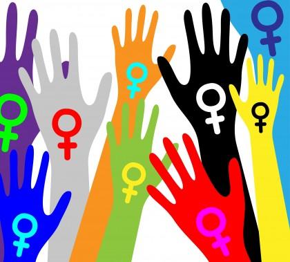 Women's political participation. Photo credit: epthinktank.eu
