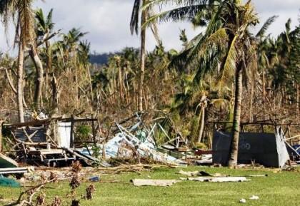 Cyclone Pam aftermath in Vanuatu. Photo credit: Fox News.