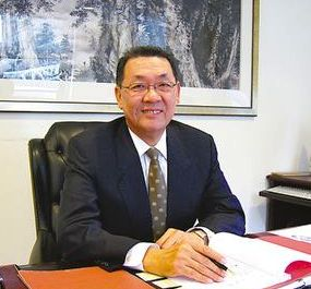 His Excellency Andrew Jen-Chuan Kao Deputy Minister of Foreign Affairs of the Republic of China, Taiwan. Photo credit: www.mofa.gov.tw