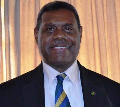 Hon David Day Pacha, MP for South Guadalcanal. Photo credit: SIBC.