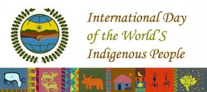 International Day of the Worlds Indigenous People. Photo credit: www.altiusdirectory.com