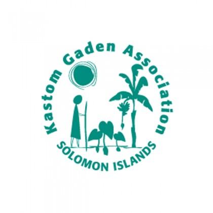 Kastom Gaden Association logo. Photo credit: aas.cgiar.org