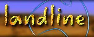 Landline logo. Photo credit: www.trethewey.com.au