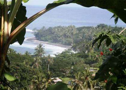 A sea view of the Tangarare. Photo credit: www.suzsugargliders.com