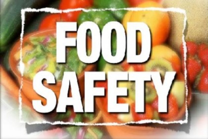 Food Safety poster. Photo credit: www.foodonline.com