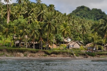Rural communities in Solomon Islands. Photo credit: Live and Learn.