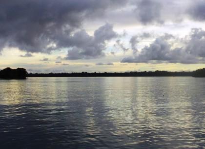 Taro island, Choiseul Province. Photo credit: SIBC.