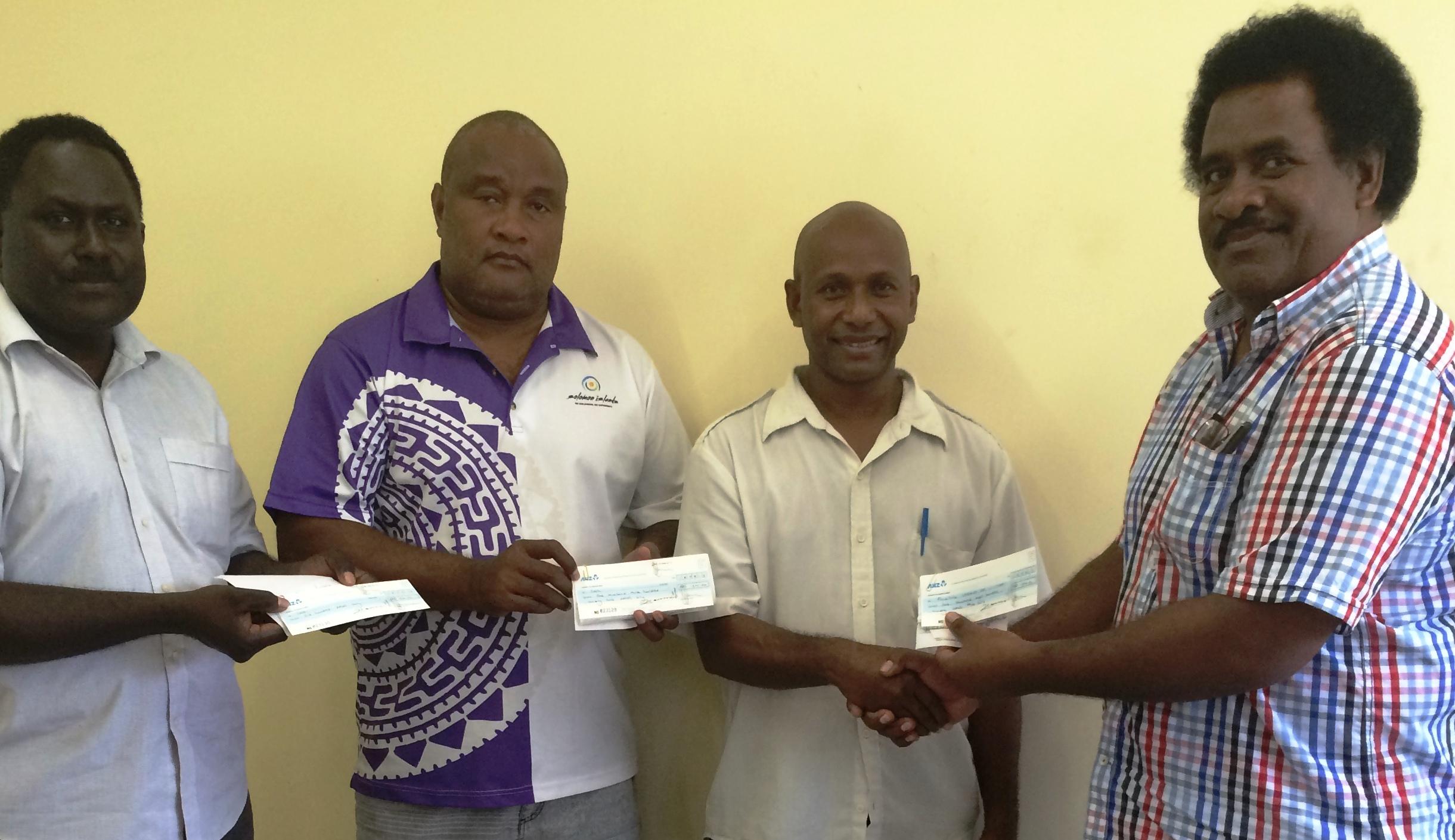 SIVB Green Team Hospital Aid August 2015