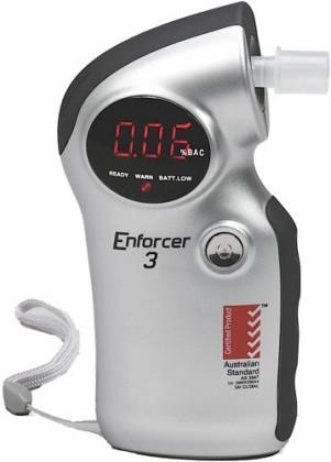 An example of a breathalyser. Photo credit: www.lfafirstresponse.com.au