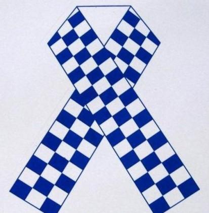 Blue Ribbon Day. Photo credit: www.policeshop.com.au