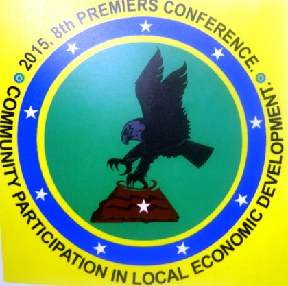 Logo of the 8th Premiers Conference. Photo credit: SIBC.
