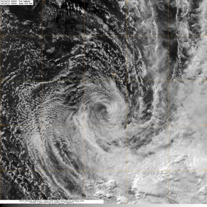 Strong winds formation. Photo credit: www.nasa.gov