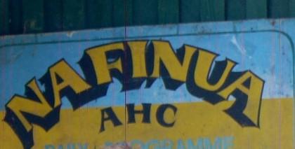 The Nafinua Area Health Centre. Photo credit: encounterhopefoundation.org