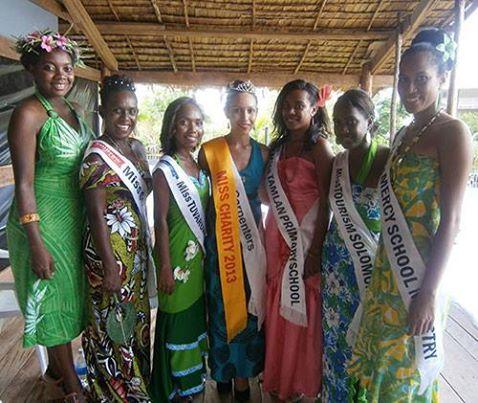 2013 Miss Solomon contestants