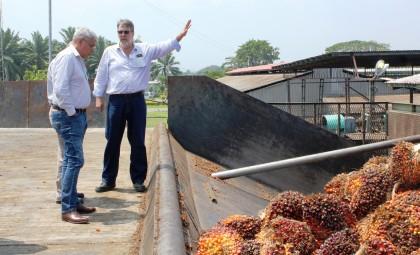 Australian prominent businessman Warren Mundine at GPPOL. Photo credit: Australian High Commission office in Honiara.
