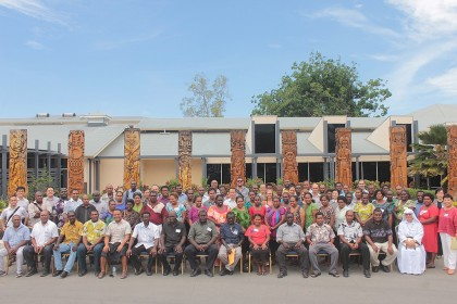 Participants at National Health Conference 2015, Heritage Park Hotel. Photo credit: MHMS.