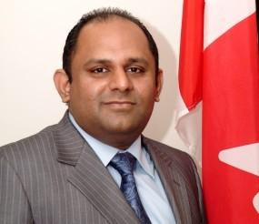 Ashwant Dwivedi, CITREC Chairman. Photo credit: SIBC.