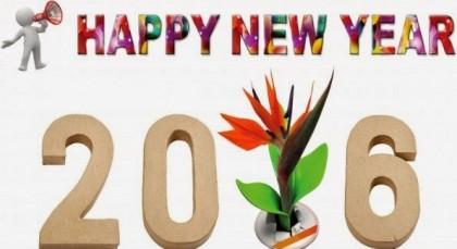 Happy New Year 2016. Photo credit: Happy New Year.