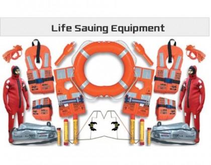 Life-saving equipment. Photo credit: asmoloobhoy.com