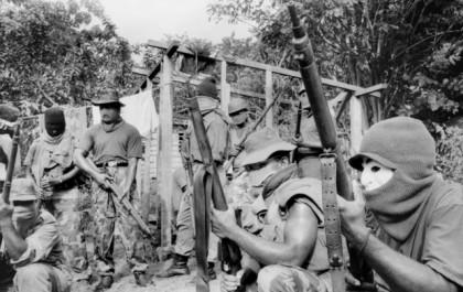 MEF during the tension. Photo credit: Australian War Memorial.