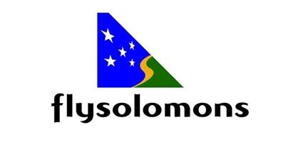 Solomon Airlines logo. Photo credit: Solomon Airlines.