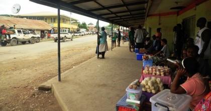 Malaita's capital, Auki. Photo credit: Travel Blog.