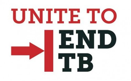 Unite to End TB. Photo credit: