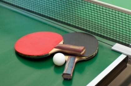 Table Tennis. Photo credit: www.jamaicaobserver.com