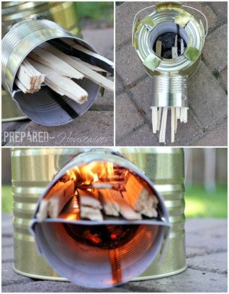 A similar kind of stove. Photo credit: pininterest.com