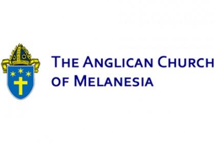 Anglican Church of Melanesia logo. Photo credit: www.anglicannews.org