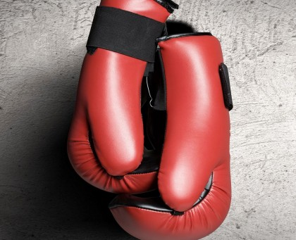 Boxing gloves. Photo credit: www.gocertify.com