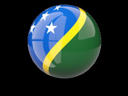 Solomon Islands flag. Photo credit: Free flag icons.