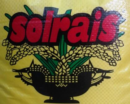 Solrais logo. Photo credit: SIBC.