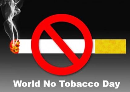 World No Tobacco Day 2016. Photo credit: