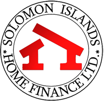 Solomon Islands Home Finance logo. Photo credit: SIHF.