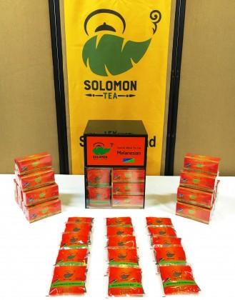 The Solomon Tea product. Photo credit: Solomon Tea.
