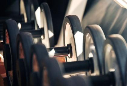Gym. Photo credit: SIBC.