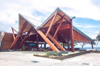 The Coral Sea Resort and Casino. Photo credit: Trip Advisor.