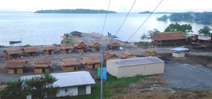 Home of the 2016 Kodili Festival in Isabel province. Photo credit: SIBC.