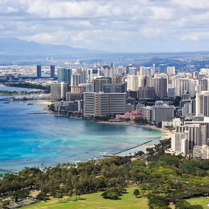 Honolulu, Hawaii. Photo credit: Forbes.
