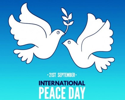 21 September International Day of Peace. Photo credit: Ask Ideas.