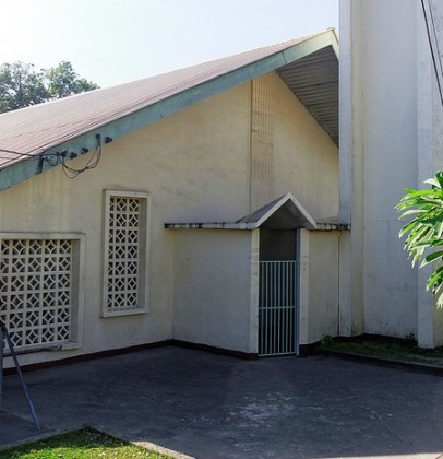 The Honiara SSEC Central Church. Photo credit: solliblog.laurenbaird.com