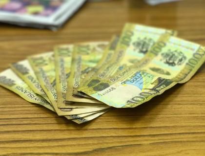 The Solomon Islands Ministry of Finance has revealed a revenue shortfall