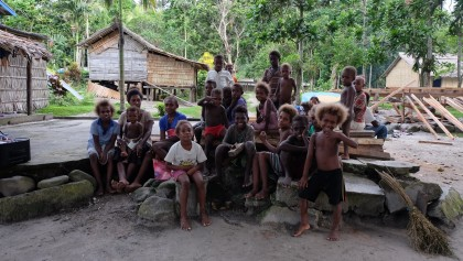 The children of Panueli